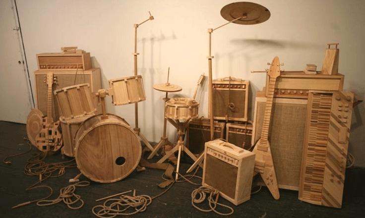 人人称赞的木工工艺品